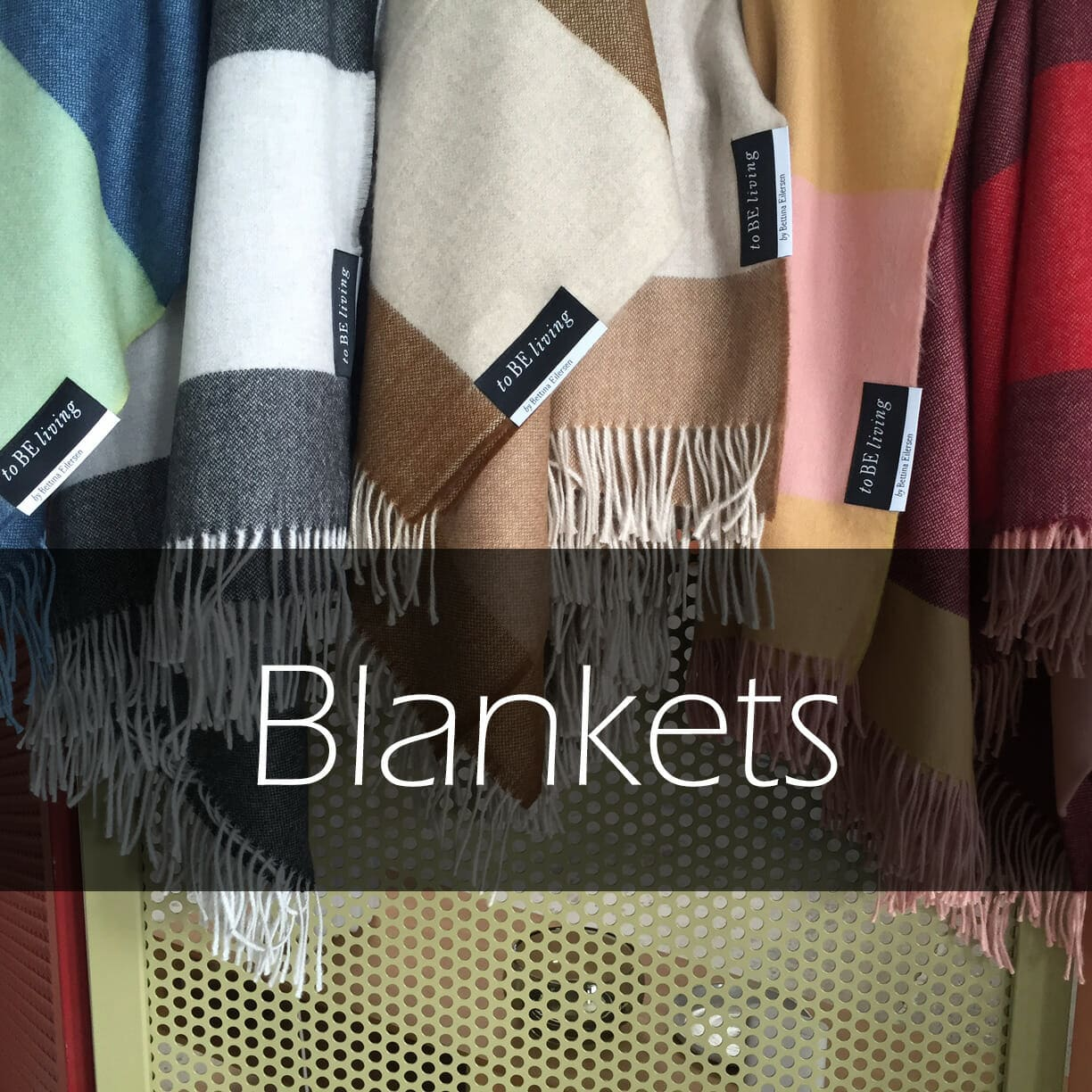 ToBEliving - luxury blankets